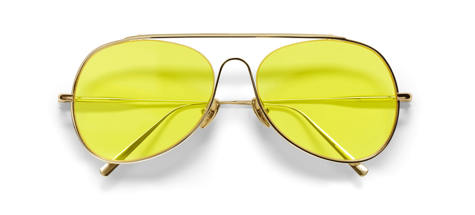 7302db1696d6 How to wear sunglasses with yellow glass