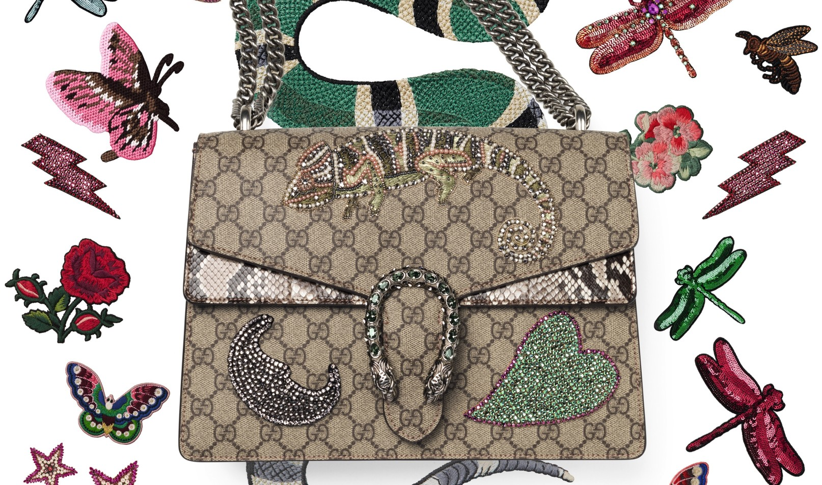 bbdee8824948ff Check out where you can design your own Gucci handbag | Envelope