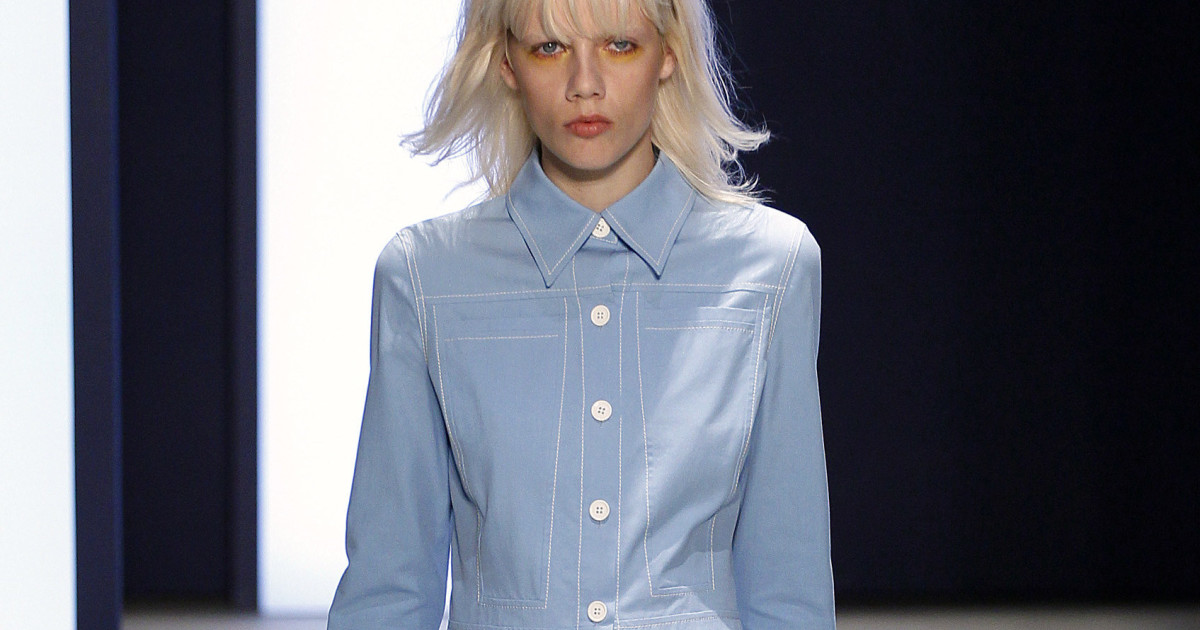 Take a look at our favorite pieces from Derek Lam spring ...